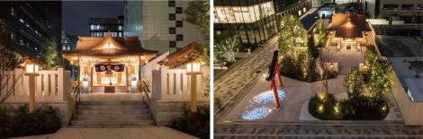 日本橋 福徳神社